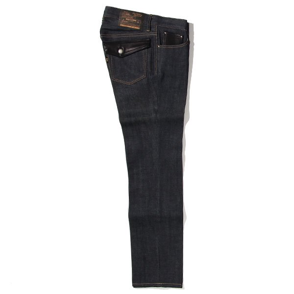 RIGID TYPE-2 DENIM PANTS <TIGHT STRAIGHT>
