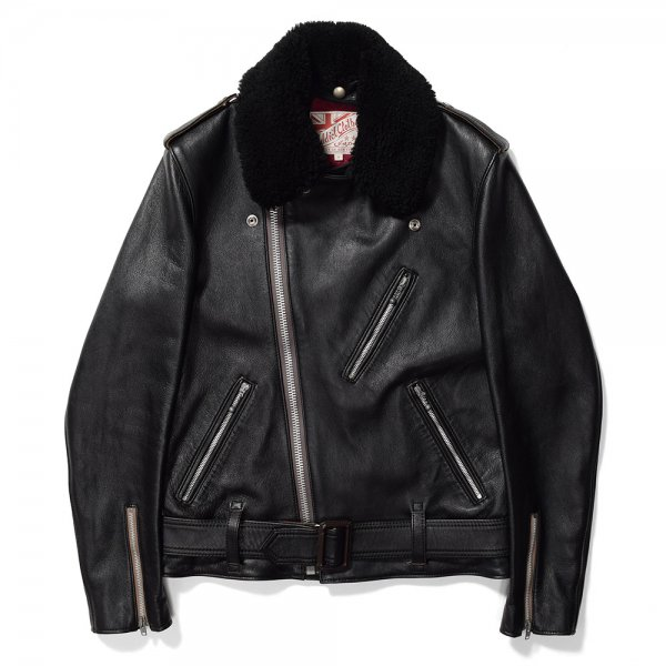 SHEEPSKIN HIGHWAYMAN JACKET