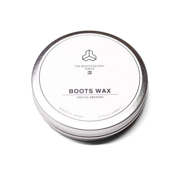 BOOTS WAX
