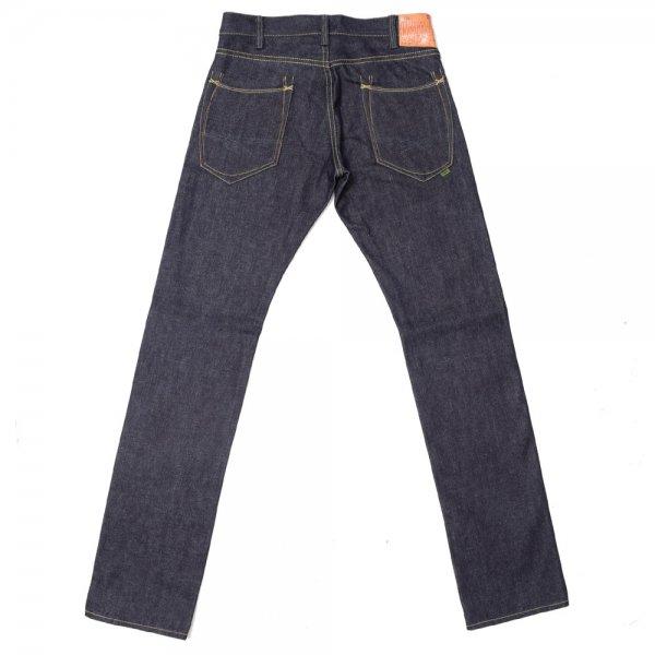 TIGHT STRAIGHT DENIM PANTS