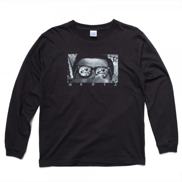 LONG SLEEVE TEE - MEDIA