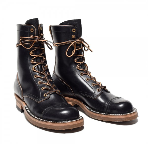 STRAIGHT TIP BOOTS 8.5 INCH