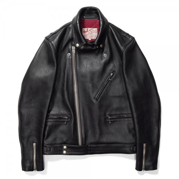 SHEEPSKIN BRITISH ASYMMETRY JACKET