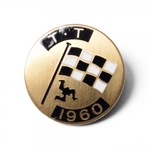 PIN BADGE -T.T 1949-