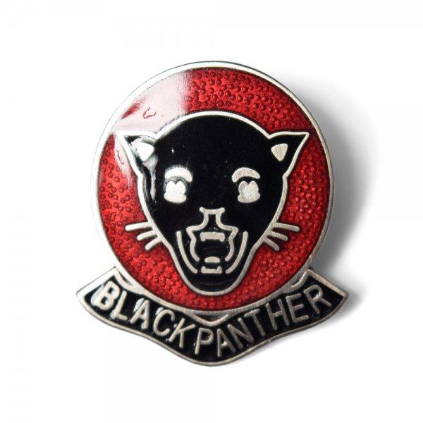 PIN BADGE -BLACK PANTHER-