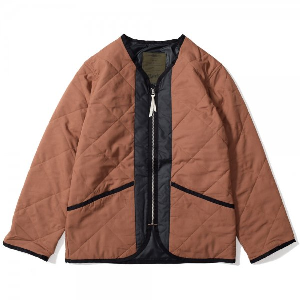 QUILT TED JACKET