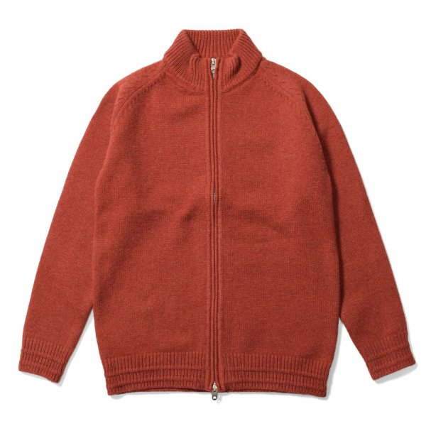 <img class='new_mark_img1' src='https://img.shop-pro.jp/img/new/icons31.gif' style='border:none;display:inline;margin:0px;padding:0px;width:auto;' />WOOL ZIP DRIVERS KNIT