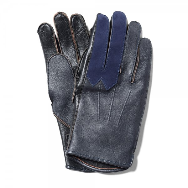 SHEEPSKIN RACING GLOVES