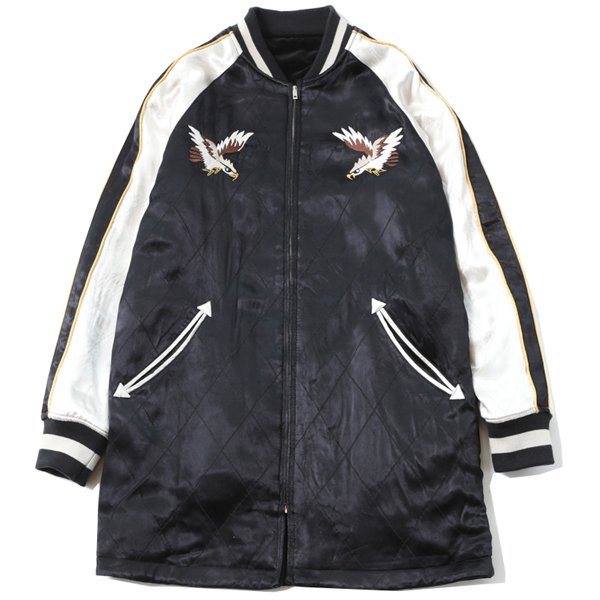【20AWご予約商品】MARIA & HAWK LONG SOUVENIR JACKET