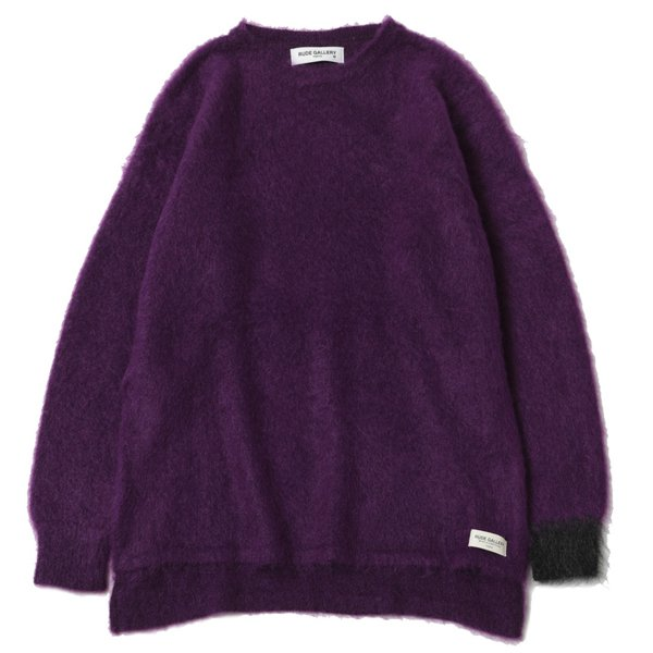 【20AWご予約商品】MOHAIR SWEATER