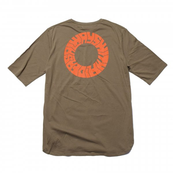 CIRCLE HALF SLEEVE T-SHIRT