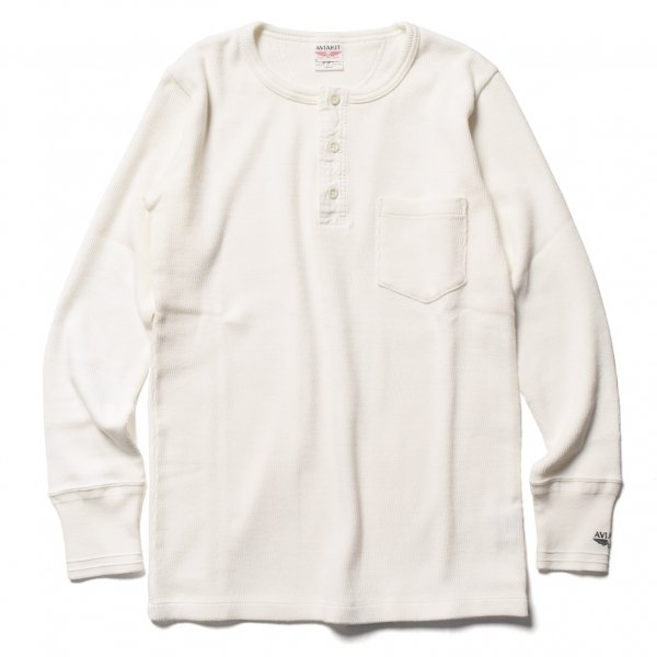 AVIAKIT HENLEY NECK THERMAL