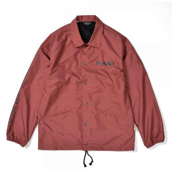 MAIN LOGO COACH JACKET