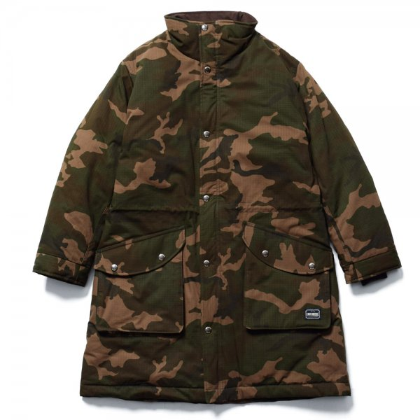 STAND COLLAR MILITARY COAT
