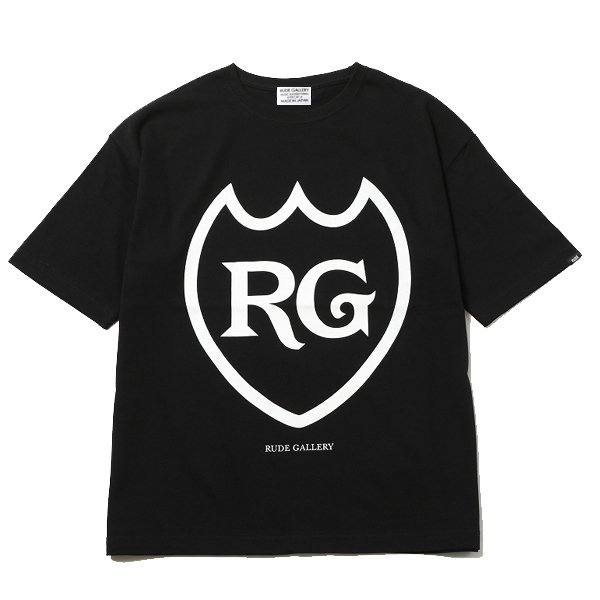 LABEL BIG SILHOUETTE TEE