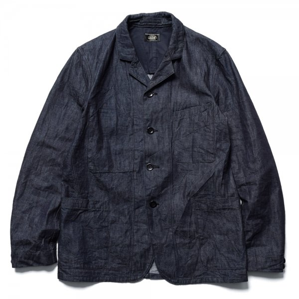 <img class='new_mark_img1' src='https://img.shop-pro.jp/img/new/icons31.gif' style='border:none;display:inline;margin:0px;padding:0px;width:auto;' />DENIM WORK JACKET