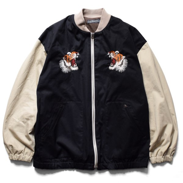 <img class='new_mark_img1' src='https://img.shop-pro.jp/img/new/icons31.gif' style='border:none;display:inline;margin:0px;padding:0px;width:auto;' />EMBROIDERY ZIP BLOUSON