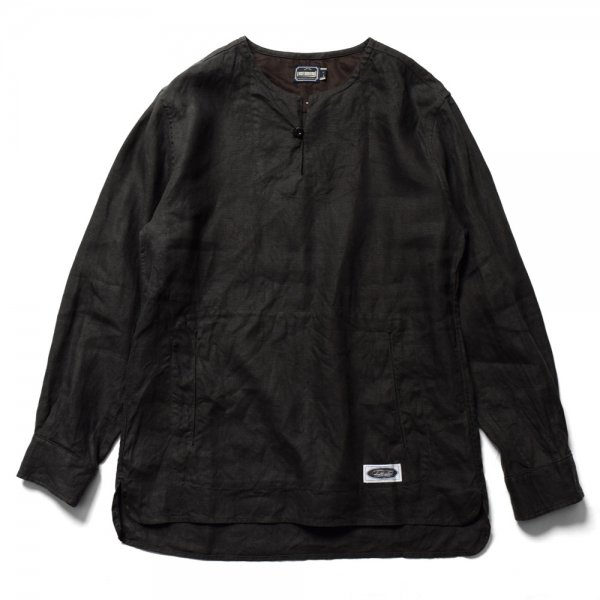 <img class='new_mark_img1' src='https://img.shop-pro.jp/img/new/icons31.gif' style='border:none;display:inline;margin:0px;padding:0px;width:auto;' />LINEN OX PULLOVER SH