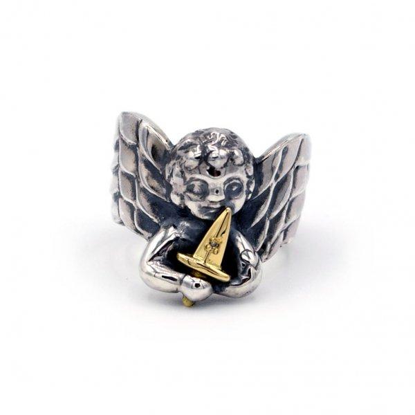 GUARDIAN ANGEL RING - DAGGER