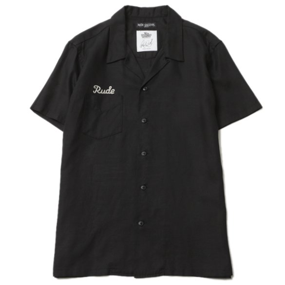 THE DISTORTION DISTRICTS OPEN COLLAR SHIRTS