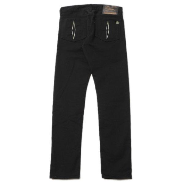 DIAHALLPKT BLACK SKINNY PANTS