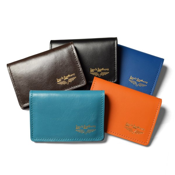 LEATHER CARD CASE(RENEWAL)