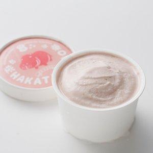 【冷凍】カバ印のあまおうジェラート