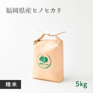 【常温】杏里ファームのヒノヒカリ精米5キロ