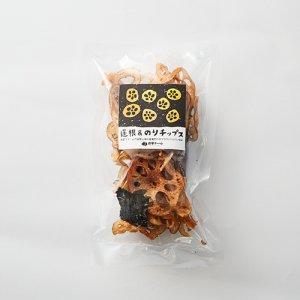 【常温】蓮根&のりチップス(50g)