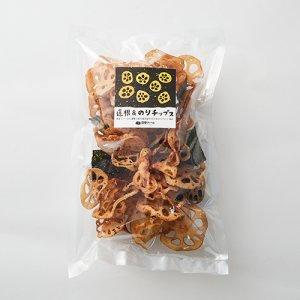 【常温】蓮根&のりチップス(100g)