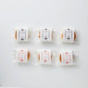 【冷凍】カバ印×村岡総本舗シリーズどらやきアイスの6個セット