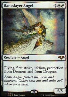 悪斬の天使/Baneslayer Angel