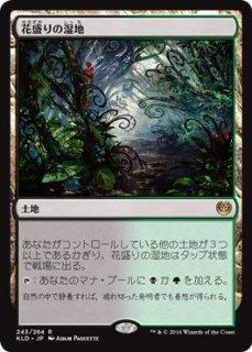 花盛りの湿地/Blooming Marsh
