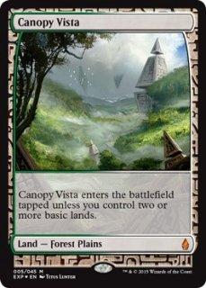 梢の眺望/Canopy Vista