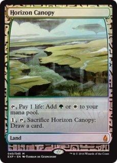 地平線の梢/Horizon Canopy