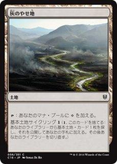 灰のやせ地/Ash Barrens