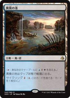 異臭の池/Fetid Pools