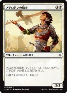 プテロドンの騎士/Pterodon Knight