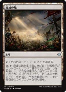 廃墟の地/Field of Ruin