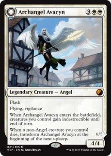 大天使アヴァシン/Archangel Avacyn