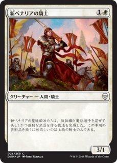 新ベナリアの騎士/Knight of New Benalia