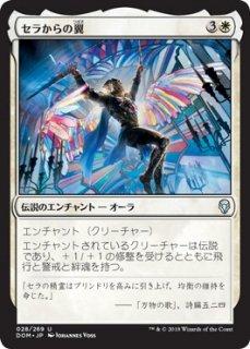 セラからの翼/On Serra's Wings