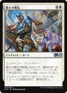 騎士の勇気/Knightly Valor