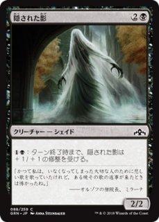 隠された影/Veiled Shade