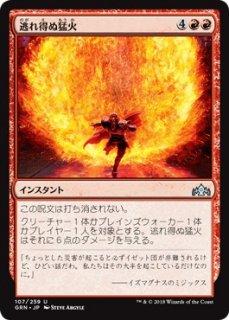 逃れ得ぬ猛火/Inescapable Blaze