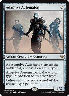 順応する自動機械/Adaptive Automaton