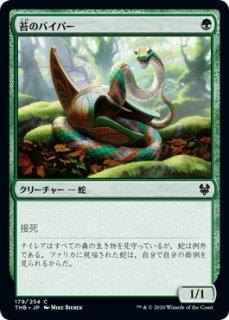 苔のバイパー/Moss Viper