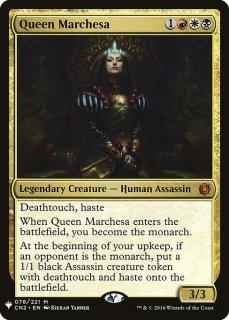 マルチェッサ女王/Queen Marchesa