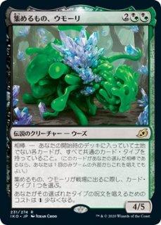 集めるもの、ウモーリ/Umori, the Collector