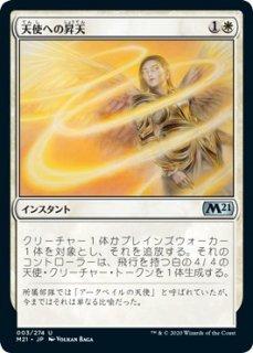天使への昇天/Angelic Ascension